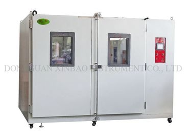 Water Cooled Temperature Humidity Test Chamber , Thermal Test Chamber High Safety